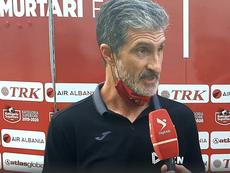Adolfo Sormani, destituido por no asistir a un partido.