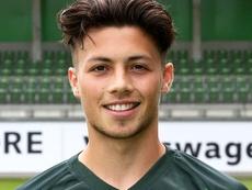 Goransch podría jugar en el América. Wolfsburgo