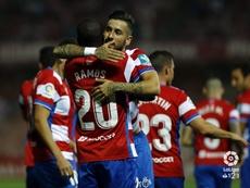 Ramos volvió a marcar ante Osasuna. LaLiga