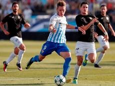 Adrian Wojcik es uno de los dos jugadores del Malagueño que refuerzan el Valladolid B.RealValladolid