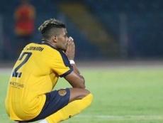 AEL Limassol se proclamó campeón de la Copa Chipriota tras derrotar al APOEL. Twitter/@ael_fc
