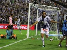 Primer partido, primera victoria. Twitter/AlianzaLima