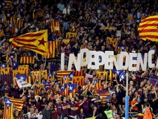 Tenían planeado boicotear el Barça-Madrid de Liga. EFE