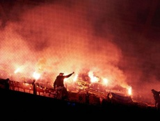 Sanción al Feyenoord. EFE