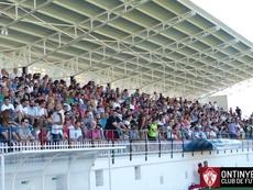 La afición del Ontinyent elige el horario de la final de la Copa RFEF. OntinyentCF