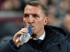 Rodgers se mide a Guardiola. AFP