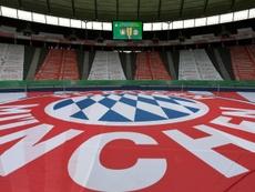 El Bayern despidió a un entrenador. AFP