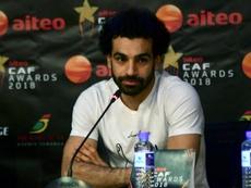 Salah defendió el papel de la mujer. AFP