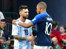 Mbappé aussi grand que Messi à son âge ? AFP