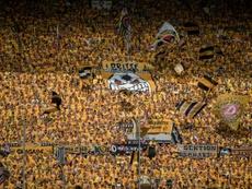 El Hannover 96-Dynamo Dresden, aplazado. AFP