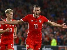 Bale se confie. AFP