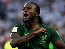 L'Inter ne payera pas plus de six millions pour Moses. AFP