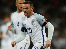 Wayne Roonye is England's record goalscorer. AFP