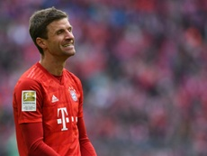 Muller criticised Ancelotti's time at Bayern. AFP
