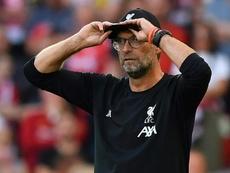 Peligra la preseencia del Liverpool en la EFL Cup. AFP
