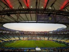 Maracanã deverá ter retorno da geral, com preços populares. AFP