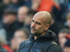 City cherche le successeur de Guardiola. AFP