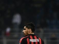 Lucas Paqueta, prochaine recrue parisienne si Neymar s'en va ? AFP