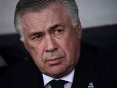 Le 11 que voudrait Ancelotti. AFP