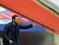 Lampard planea hacer varias incorporaciones durante este verano. AFP