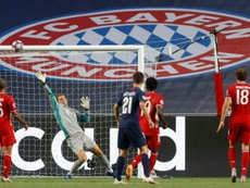 Bayern de Munique - Sevilla: onzes iniciais confirmados. AFP