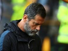 Quique Sánchez Flores fue el último técnico despedido por el Watford. AFP