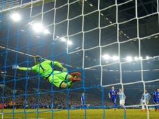 El Manchester City derrotó al Schalke 04 y sigue siendo el gran favorito. AFP