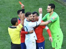 Rueda reta a Argentina en la Copa América. AFP