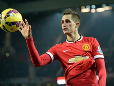 Januzaj did not manage to meet the high expectations at Old Trafford. AFP