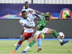Bakambu estuvo a punto de fichar por el Barça. AFP
