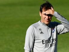 Rudi Garcia ha commentato la situazione di Depay. AFP