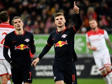 L'offre mirobolante de Liverpool pour Werner. AFP
