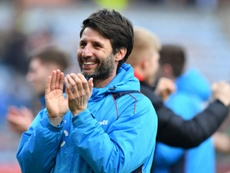 El Sheffield Wednesday ya negocia con Danny Cowley. AFP