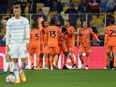 La Juve de Pirlo ganó sin la necesidad de brillar en Kiev. AFP