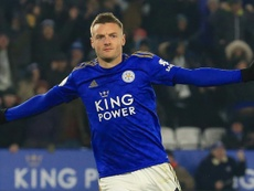 Leicester are 2nd. AFP