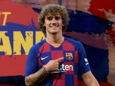 Rivaldo aponta o Barça como favorito para a Champions con Griezmann. AFP