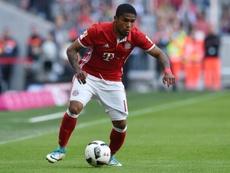 Retour au Bayern pour Douglas Costa. AFP