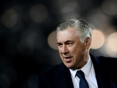 Ancelotti tiró de señorío para responder a Cerezo. AFP