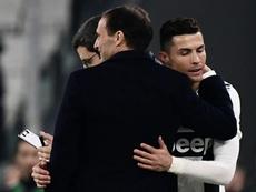 Descanso para Cristiano e foco na Liga. AFP