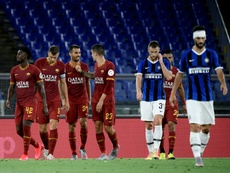 La Roma habría adelantado al Atlético por Milik. AFP