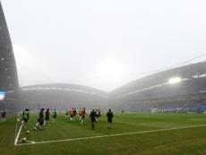 El Bolton pondrá a prueba a un veterano delantero. AFP/Archivo