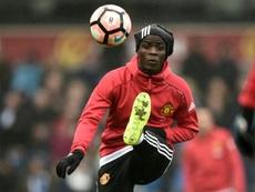 El United le quiere renovar. AFP