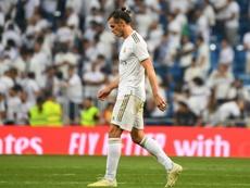 Coleman prend la défence de Bale. AFP