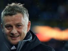 El United de Solskjaer ya trabaja en la plantilla de la temporada que viene. AFP/Archivo