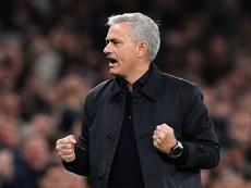 Mourinho n'a pas fini son mercato. AFP