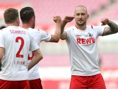 La Federación Alemana confirmó la sanción al jugador del SV Hamburgo. AFP