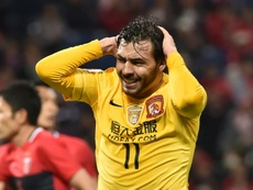 Goulart puede volver a China. AFP