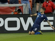 Pulisic no quiere ser comparado con Hazard. AFP