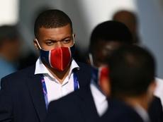 Tuchel donne son plan pour Kylian Mbappé. AFP