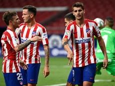 El Atlético suma otra victoria. EFE